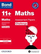 Bond 11+: Bond 11+ Maths Challenge Assessment Papers 9-10 years