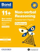 Bond 11+: Bond 11+ NVR Challenge Assessment Papers 9-10 years