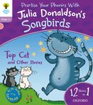 Oxford Reading Tree Songbirds: Level 1+: Top Cat and Other Stories