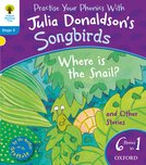 Oxford Reading Tree Songbirds: Level 3: Where Is the Snail and Other Stories