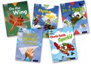 Project X Origins: Green Book Band, Oxford Level 5: Flight: Mixed Pack of 5