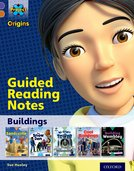 Project X Origins: Purple Book Band, Oxford Level 8: Buildings: Guided reading notes