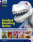 Project X Origins: White Book Band, Oxford Level 10: Inventors and Inventions: Guided reading notes