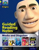 Project X Origins: Lime Book Band, Oxford Level 11: Masks and Disguises: Guided reading notes