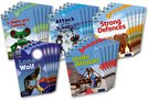 Project X Origins: Brown Book Band, Oxford Level 11: Strong Defences: Class Pack of 30