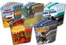 Project X Origins: Grey Book Band, Oxford Level 14: Behind the Scenes: Class Pack of 30