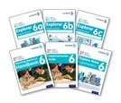 Numicon: Number, Pattern and Calculating 6 Easy Buy Pack