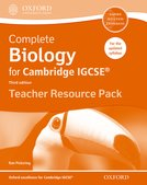 Complete Biology for Cambridge IGCSE Teacher Resource Pack