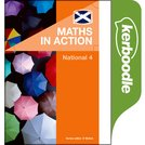 Maths in Action: National 4 Online Kerboodle