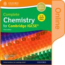Complete Chemistry for Cambridge IGCSE Online Student Book