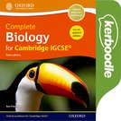 Complete Biology for Cambridge IGCSE® Kerboodle: Online Practice and Assessment