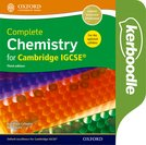 Complete Chemistry for Cambridge IGCSE Kerboodle: Online Practice and Assessment