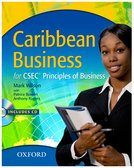 Caribbean Business for CSEC Principles of Business