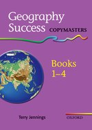 Geography Success: Copymasters Books 1- 4