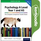 The Complete Companions: Year 1 and AS Psychology for AQA Kerboodle Book