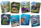Project X Code: Jungle Trail & Shark Dive Class Pack of 24
