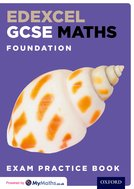 Edexcel GCSE Maths Foundation Exam Practice Book