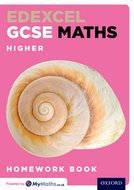 Edexcel GCSE Maths Higher Homework Book