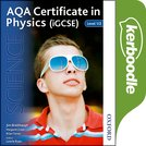 AQA Certificate in Physics (iGCSE) Kerboodle Book