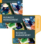 IB Business Management Print and Online Course Book Pack: Oxford IB Diploma Programme