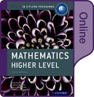 IB Mathematics Higher Level Online Course Book: Oxford IB Diploma Programme