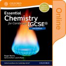 Essential Chemistry for Cambridge IGCSE® Online Student Book