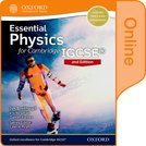 Essential Physics for Cambridge IGCSE® Online Student Book