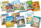 Oxford Reading Tree Biff, Chip and Kipper Stories: Super Easy Buy Pack