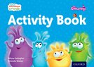 Oxford International Early Years: The Glitterlings: Activity Book