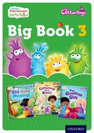 Oxford International Early Years: The Glitterlings: Big Book 3