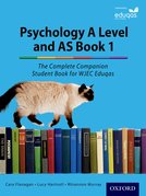 The Complete Companions for Eduqas Year 1 and AS Psychology Student Book