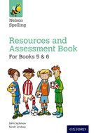 Nelson Spelling Resources & Assessment Book (Years 5-6/P6-7)