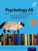 The Complete Companions for WJEC Year 1 and AS Psychology Student Book