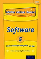 Maths Makes Sense: Y5: Software Multi User