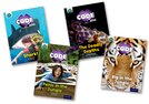 Project X CODE <i>Extra</i>: Green Book Band, Oxford Level 5: Jungle Trail and Shark Dive, Mixed Pack of 4