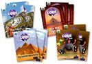 Project X CODE <i>Extra</i>: Purple Book Band, Oxford Level 8: Wonders of the World and Pyramid Peril, Class pack of 12