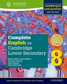 Complete English for Cambridge Lower Secondary 8 (First Edition)