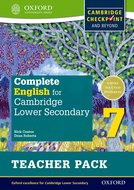 Complete English for Cambridge Lower Secondary Teacher Pack 7