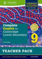 Complete English for Cambridge Lower Secondary Teacher Pack 9