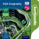 AQA Geography A Level & AS Human Geography Kerboodle Student Book