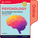 Psychology for Cambridge International AS and A Level (9990 syllabus)