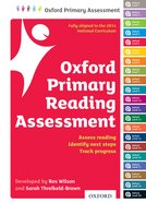 Oxford Primary Reading Assessment Handbook