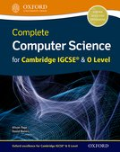 Complete Computer Science for Cambridge IGCSE  O Level