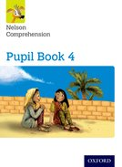 Nelson Comprehension: Year 4/Primary 5: Pupil Book 4 (Pack of 15)