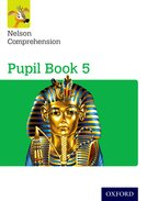 Nelson Comprehension: Year 5/Primary 6: Pupil Book 5 (Pack of 15)