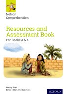 Nelson Comprehension: Years 3 & 4/Primary 4 & 5: Resources and Assessment Book for Books 3 & 4