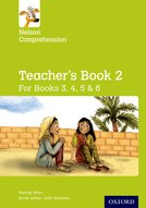 Nelson Comprehension: Years 3, 4, 5 & 6/Primary 4, 5, 6 & 7: Teacher's Book for Books 3, 4, 5 & 6