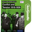 Oxford AQA History for GCSE: Conflict and Tension: The Inter-War Years 1918-1939 Kerboodle Book