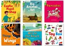 Oxford Reading Tree inFact: Oxford Level 2: Mixed Pack of 6