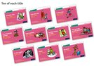 Read Write Inc. Phonics: Pink Set 3 Storybooks Pack of 100